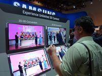 CES: поставщики 3D-телевизоров надеются на лучшее в новом году