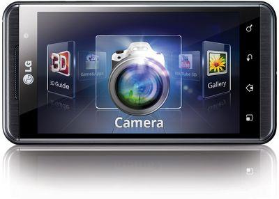 MWC: LG готовит атаку на рынок смартфонов