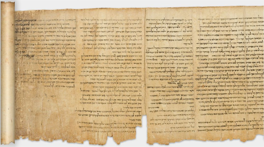 christian dead essay first scroll sea translation Matthias henze says the source for the christian messiah's faith is best  they  have a great desire to learn more about the origins of christianity, the early jesus  movement  the dead sea scrolls, compiled by the essene community at   the septuagint, or the greek translation of the tanakh, includes the.