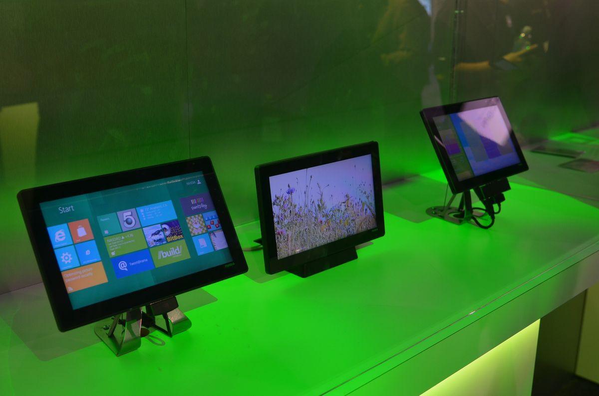 CES: Windows 8 для ARM увидеть можно, пощупать – нет