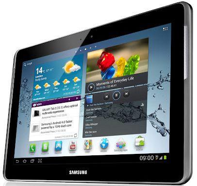 MWC: Samsung представила недорогой планшет на Android 4.0 с большим экраном