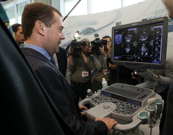 Государство инвестирует в биомедицину