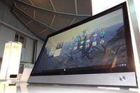 CeBIT: Acer представляет Android Display — гигантский стационарный планшет