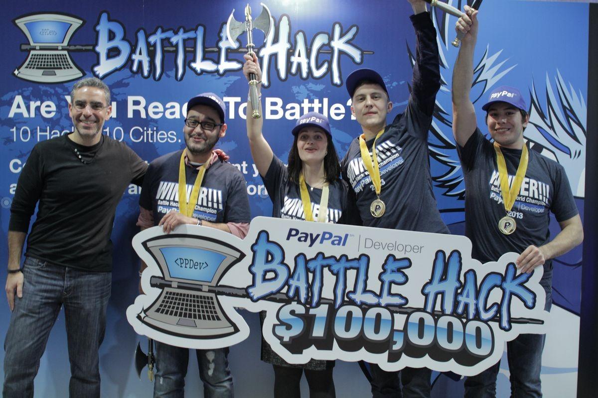 Российские программисты победили в конкурсе PayPal