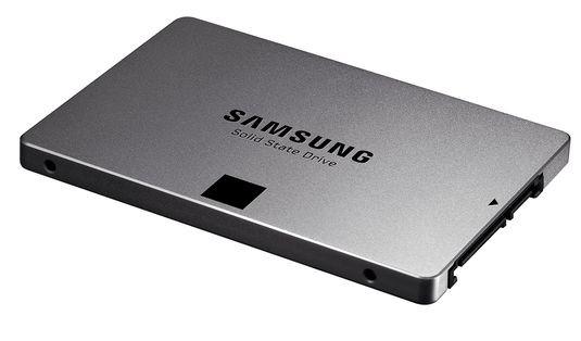 Толщина терабайтного SSD от Samsung — 1,8 дюйма