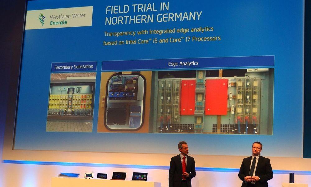 Intel разрабатывает «умные» энергосети