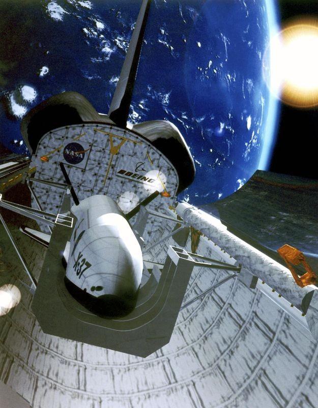 Космический беспилотник установил новый рекорд продолжительности полета