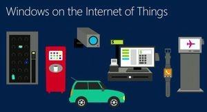 Windows для Интернета вещей будет бесплатной