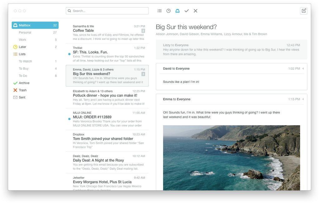 Dropbox анонсирует приложения для работы с фотографиями и документами