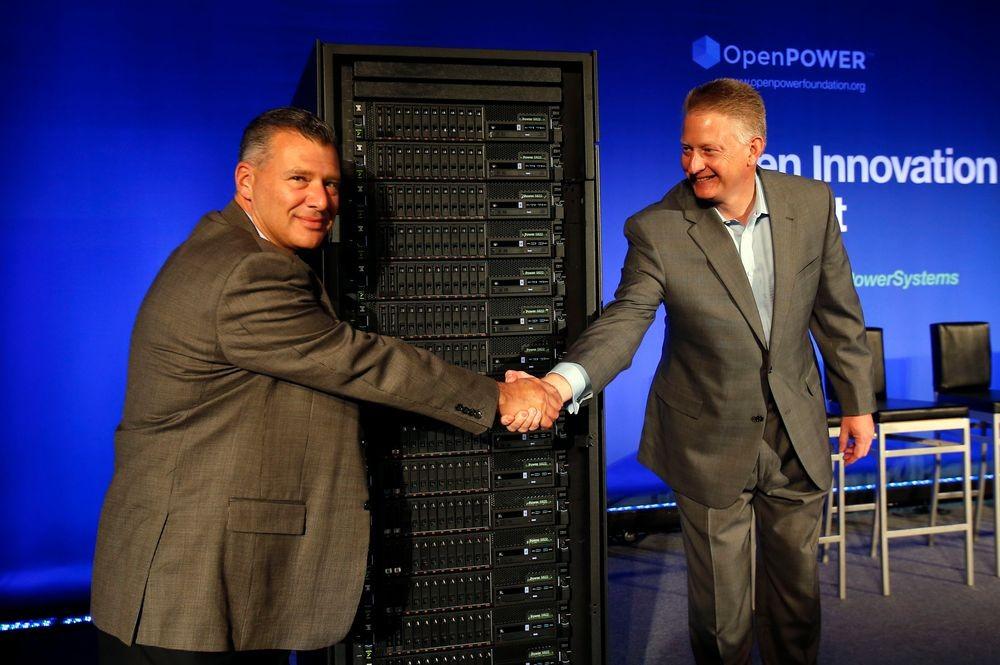 С помощью OpenPower в IBM хотят отвоевать проигранное Intel