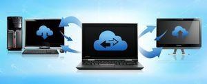 Lenovo обживает облака