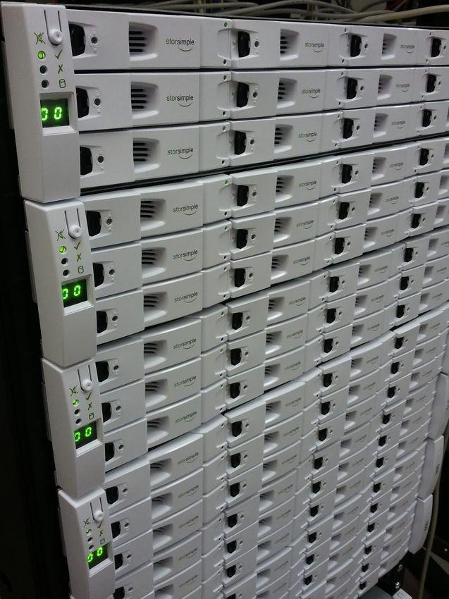 Microsoft выходит на рынок корпоративных облачных сервисов хранения