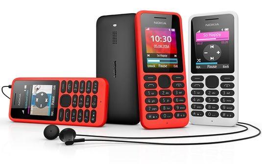 Microsoft выпустит телефон Nokia 130 ценой в 25 долларов