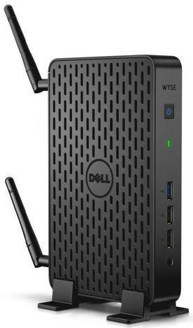 Dell повышает мощность тонких клиентов Wyse