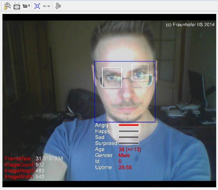 В Институте Фраунгофера создали приложение для Google Glass, распознающее эмоции окружающих