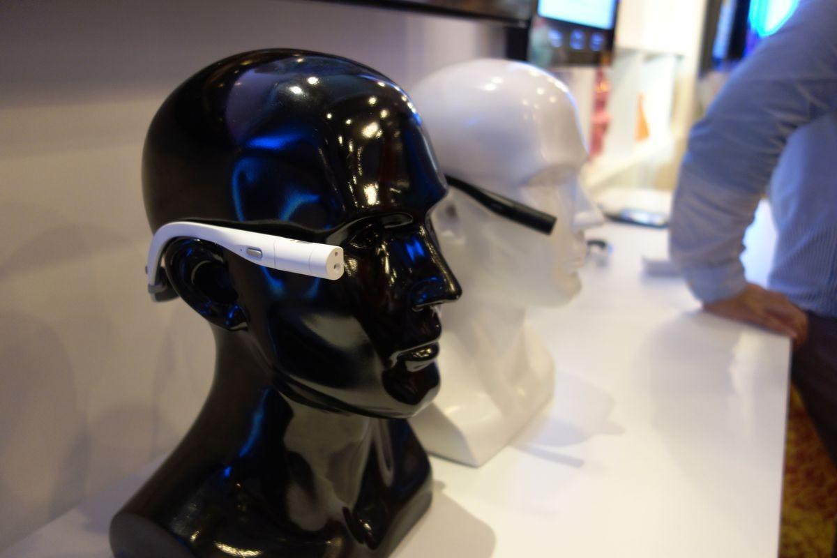 В Baidu нашлась альтернатива Google Glass