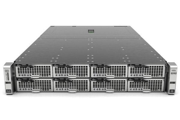 Cisco перестраивает семейство серверов UCS