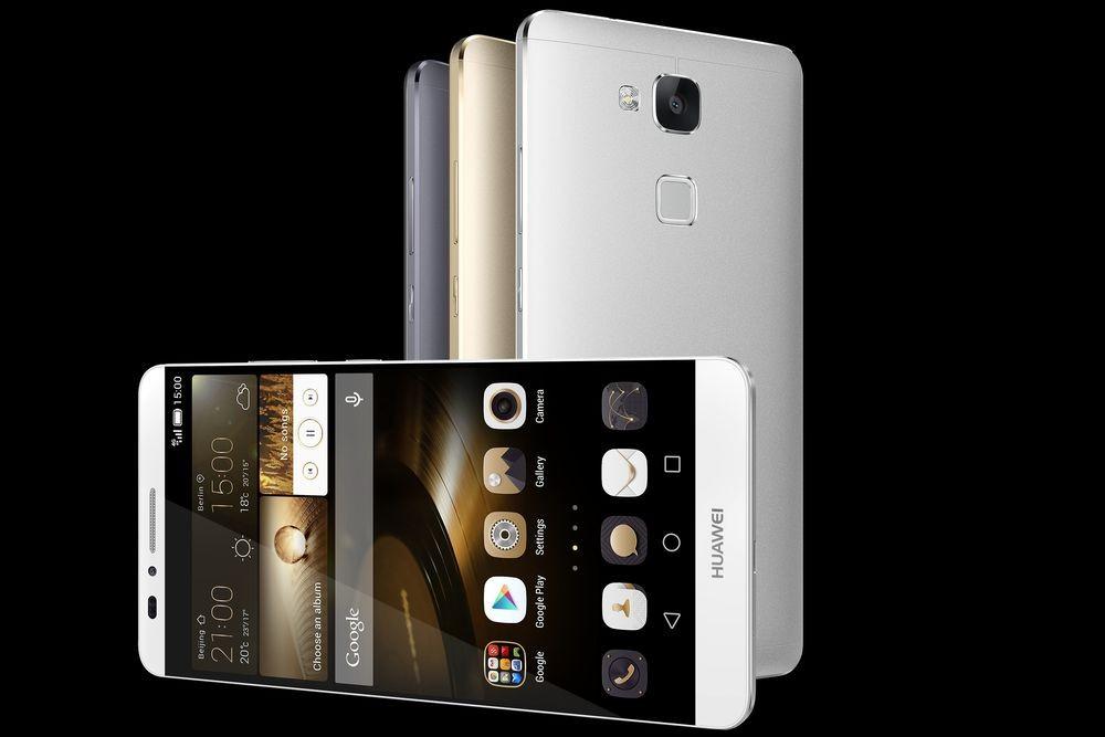 IFA: Ascend Mate 7 претендует на славу Samsung