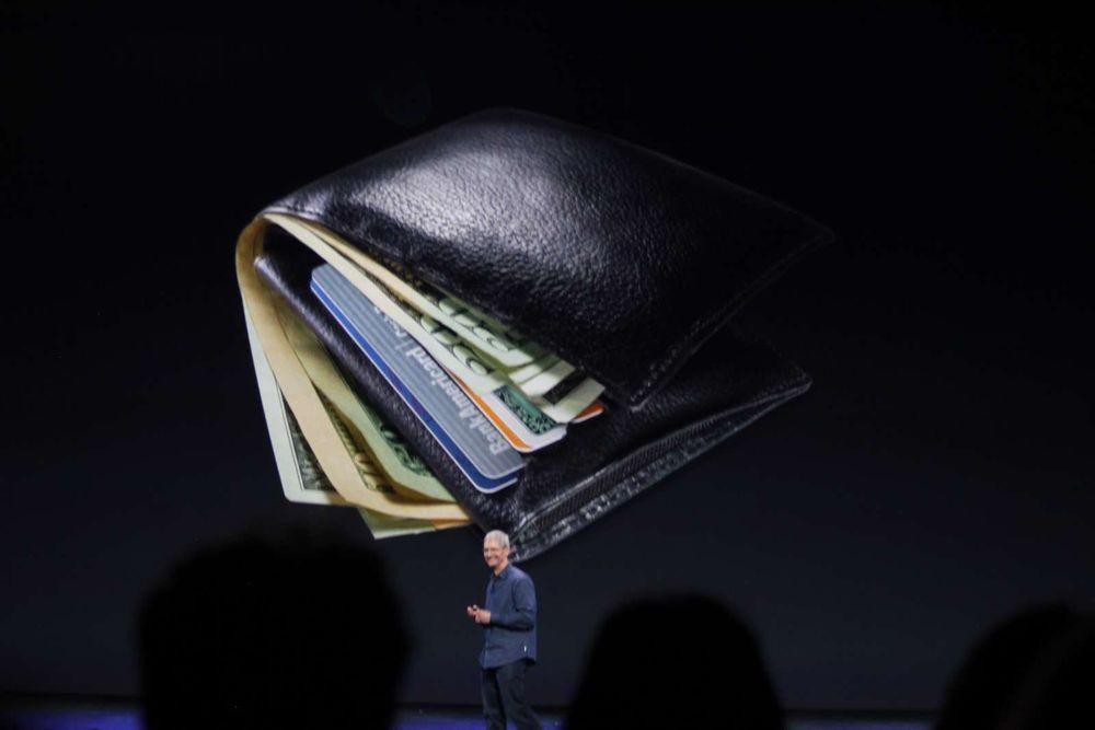 Apple выходит на рынок мобильных платежей