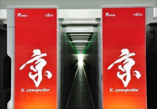 Fujitsu проектирует японский суперкомпьютер экзамасштаба