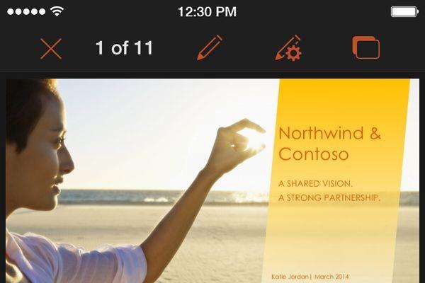 Microsoft Office для iPhone разделился на три приложения