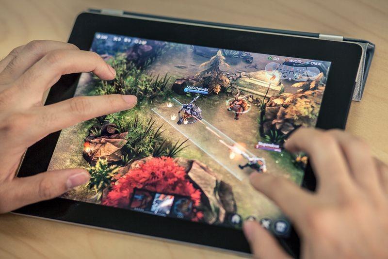 Игровые стартапы нацелены на мобильные устройства
