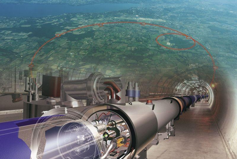 Большой адронный коллайдер готовят к новому запуску