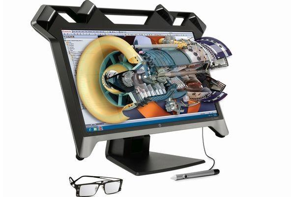 CES: HP Zvr — голографические проекции в виртуальной реальности