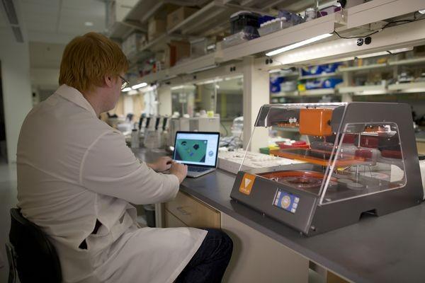Voxel8 выпускает 3D-принтер для печати электронных схем