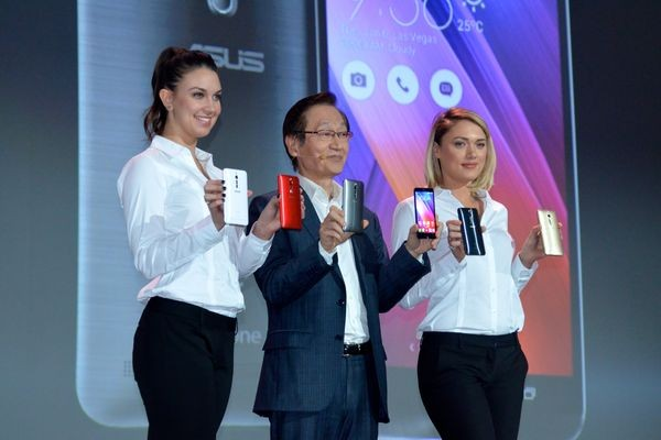 CES демонстрирует тенденции 2015 года в мире смартфонов