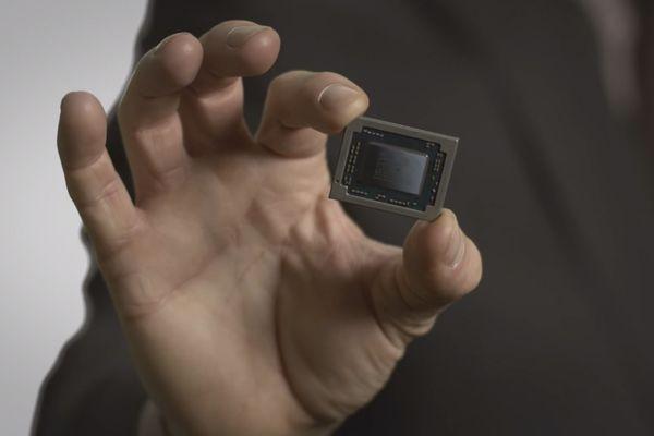 CES: AMD еще поборется за рынок мобильных устройств