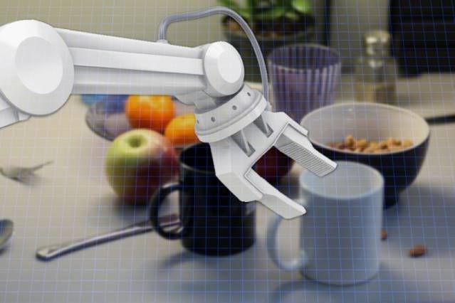 Роботов-помощников научат распознавать домашние объекты