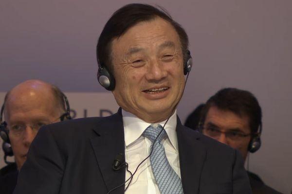 Редкое интервью загадочного основателя Huawei