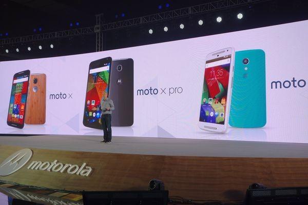 Motorola возвращается в Китай