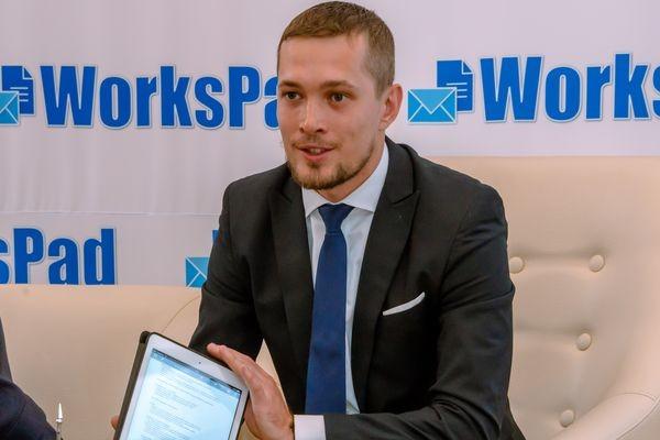 WorksPad: «ПК на планшете»