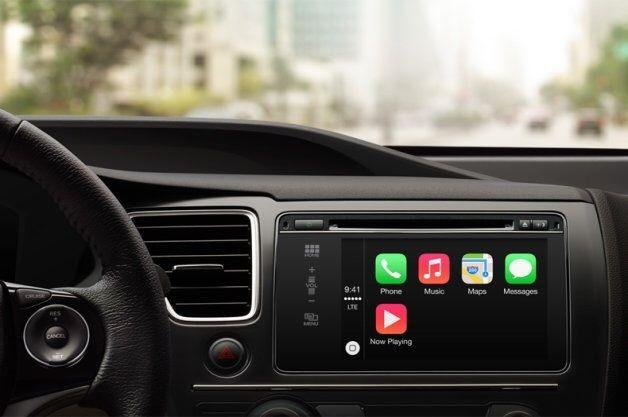 Apple переключается на автомобили?