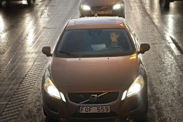 В Гетеборге появятся самодвижущиеся автомобили Volvo
