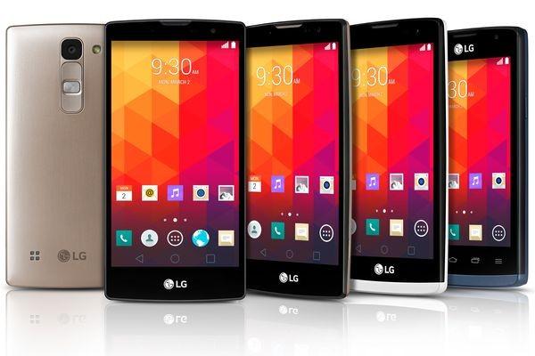 MWC: Смартфон LG Magna сможет потягаться с Moto G