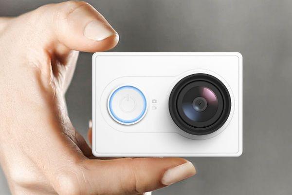 MWC: Xiaomi выходит на рынок недорогих экшн-камер