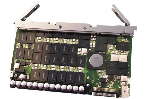 SanDisk InfiniFlash: дешевле доллара за гигабайт