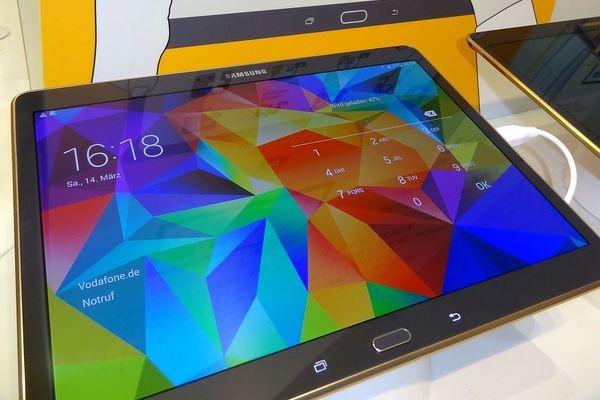 BlackBerry, Samsung и IBM создают защищенный планшет