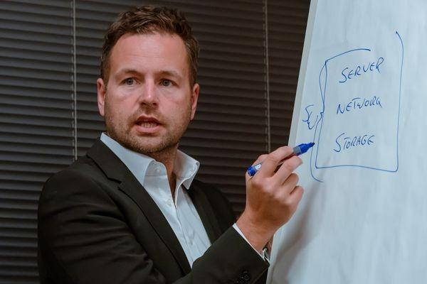 NetApp: фокус на управлении