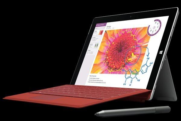 Планшет Microsoft Surface 3 будет стоить 499 долл.