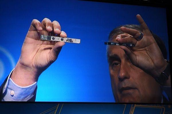 Камера RealSense появится в смартфонах
