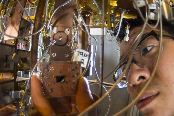 IBM рапортует об успехах в создании квантовых компьютеров