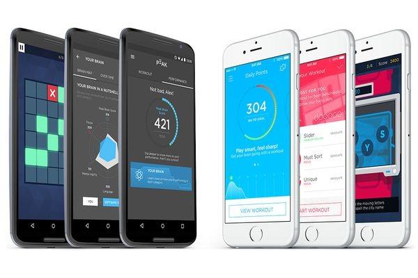 Мобильные приложения для тренировки мозга