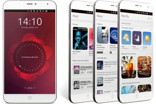 Meizu выпустила второй в мире смартфон с системой Ubuntu
