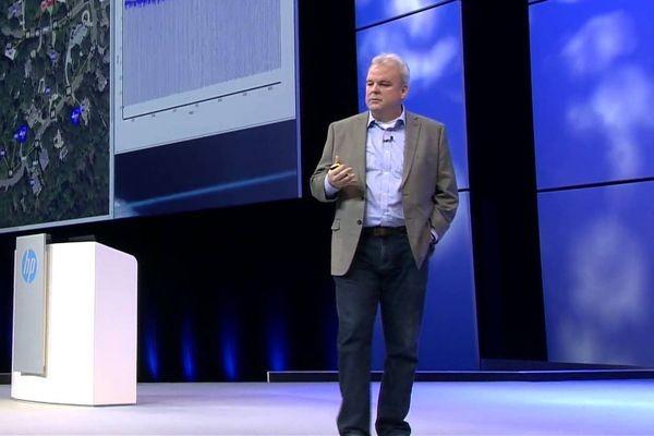 Рабочий прототип «машины будущего» HP появится в следующем году