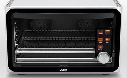 Компания June создала «умную печь»