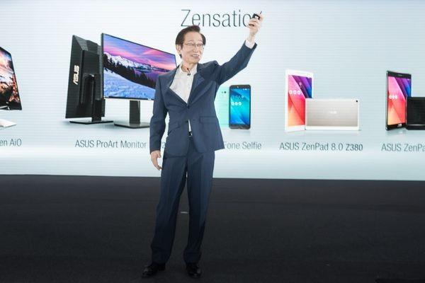 Глава ASUS не исключает возможности покупки HTC